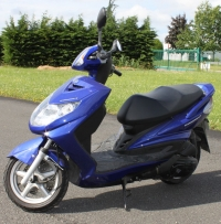 Scooter 125 Yamaha